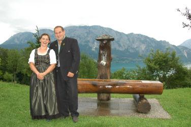 Katharina und Andreas Graf