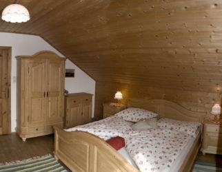 """Schlafzimmer Ferienhaus """"Margarethe"""""""